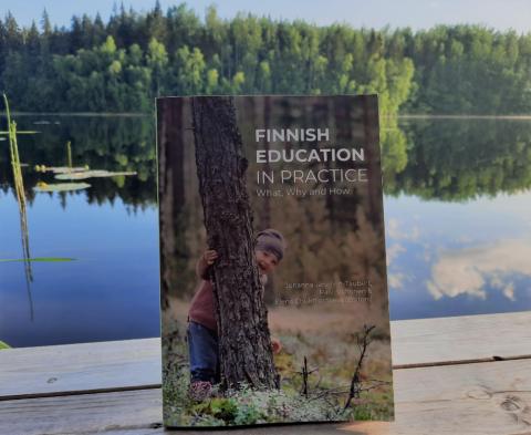 Finnish Education in Practice book Finnish summer